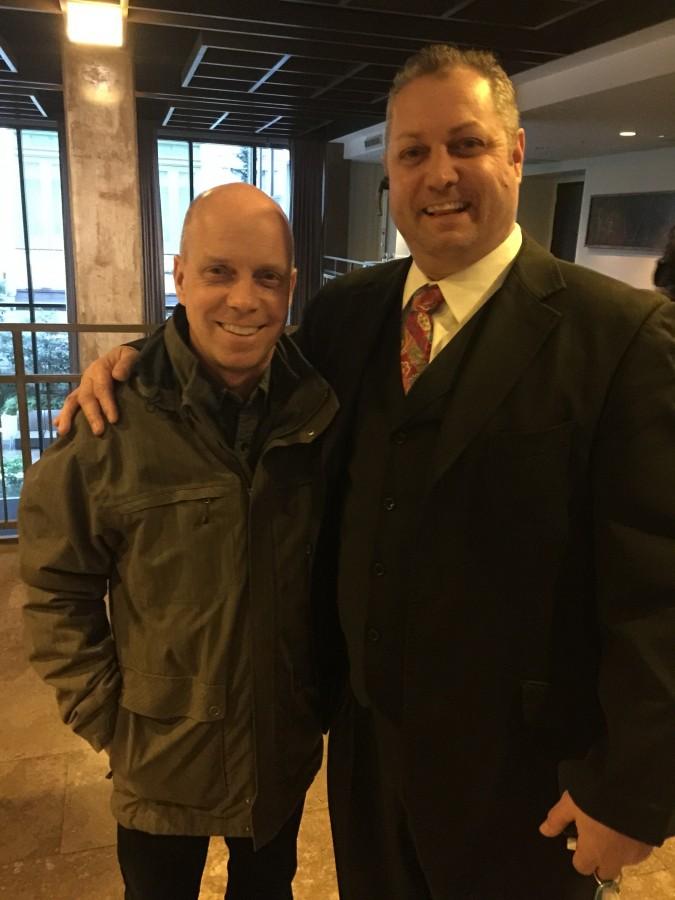 Scott Hamilton with Jeff