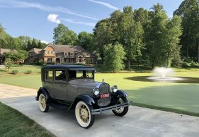 Ford Model A website pic